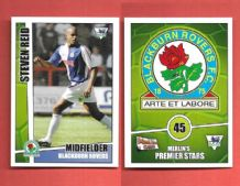 Blackburn Rovers Steven Reid 45 (MPS)